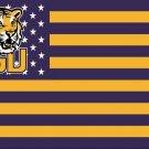 Louisiana State University Tigers NCAA Flag  3X5FT
