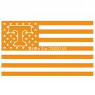 Tennessee Volunteers Nation Flag 3ft x 5ft Polyester  Banner