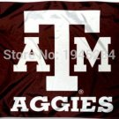 Texas A&M University Aggies Flag New 3x5ft 150x90cm Polyester Flag Banner