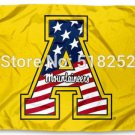 Appalachian State Mountaineers USA Colors Flag Polyester 150X90CM