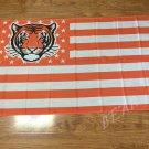 Princeton Tigers Flag metal grommets custom flag banner 3X5FT