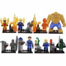 Super Hero Avenger Marvel Captain America Lego Compatible Minifigures