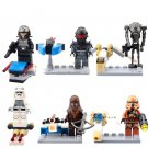 Star Wars Stormtrooper Wookiee Minifigure Lego Star Wars Sets Compatible Toy