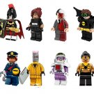 DC Spiderwoman Batman Two Face GCPD Lego Minifigures Compatible