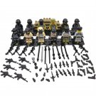 Ghost Hunter Soldiers Compatible Lego Soldiers Minifigures Kids Gift Idea