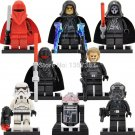 Star Wars Stormtrooper Kallus Darth Nihilus Minifigure Lego Compatible Toy