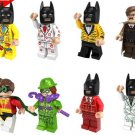 DC Batman movie Series Robin Minifigures Lego Compatible Toys
