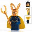 Marvel Superheroes  Loki Thor Ragnarok Lego minifigure Compatible Toys