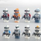 Star Wars Clone Trooper Army minifigure Lego Compatible Toys