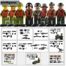 Military Sets Vietnam War soldiers Lego Military Compatible minifigures toys