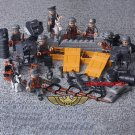 Normandy landing Germany Soldiers minifigures Lego Compatible Toys,WW2 Soldiers sets