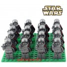 Clone Trooper Commando Gray group Lego Compatible Toys,Star Wars The Last Jedi