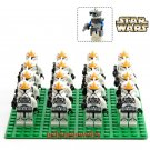 Star Wars 501 Corps Clone Trooper Battle Pack Lego Compatible Toys