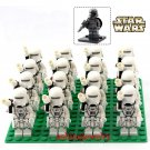 Star Wars shock team Clone Trooper minifigures Lego Compatible Toys