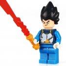 Dragon Ball Z Vegeta minifigures Lego Anime Compatible Toys