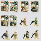 Military Soldiers SWAT Counter Terrorists Lego Soldiers Compatible Toys