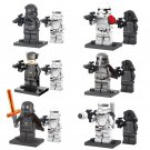 Clone Troopers sets Force Awakening Lego Minifigures Compatible Toys