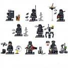 US NAVY UDT SEAL Minifigures Lego Soldiers Sets Compatible