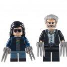 Wolverine 3 Wolverine Lara Minifigures Lego Marvel sets Compatible Toy