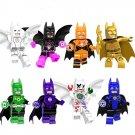 Batman Minifigures Lego DC Superhero sets Compatible Toy