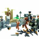 German army Battle of the Bulge Lego Military Sets Compatible Toy