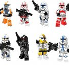 Star Wars Clone Trooper minifigures Lego First Order Star Destroyer Compatible Toy