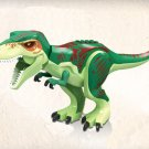 Jurassic World Carnotaurus Gyrosphere Escape Green Dinosaur Lego Compatible Toy