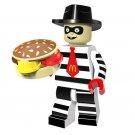 Batman movie The Joker minifigures DC Superhero Sets  Lego Compatible Toy