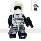 Scout Troopers Minifigures Star Wars Ewok  Attack Lego Compatible Toys