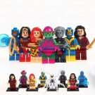 Blue Beetle Wonder Woman Minifigures Lego DC Comics Super Heroes Gallery Compatible Toys