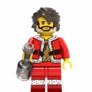 Super Hero Wiley Christmas minifigures Christmas Day present  Lego Compatible Toy