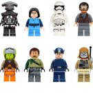 Star Wars Episode VII minifigures Lego Compatible Toy