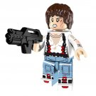 Ellen Ripley Minifigures Alien Movie series Lego Compatible Toy