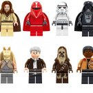 Han Solo Chewbacca Lando Calrissian Minifigures Lego Solo A Star Wars Story Carnotaurus