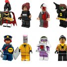 DC Comics Super Heroes Batman Characters and Minifigures Lego Compatible Toy