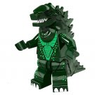 Godzilla minifigures Movie Sets Lego Compatible Toys