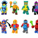 Comic set He-Man and the Masters of the Universe minifigures Lego Compatible Toys