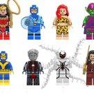 DC Superhero Wonder Woman Female giant minifigures Lego Compatible Toy