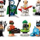 Batman movie Series 2 minifigures Lego Minifigures Compatible Toy