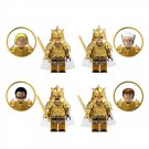 Kingsguard minifigures Game of Thrones Lego Compatible Toys