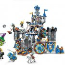 Medieval Castle Fortress Armored Cannon and Knights Lego Castle Compatible Toy