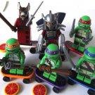 Ninja turtle 79116 Action Figures Compatible Lego Ninja Turtle