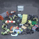 Delta Force America Soldiers minifigures Lego Military sets Compatible Toy