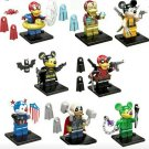 Donald duck Mickey cosplay Super Heroes Minifigures Lego Compatible Toys