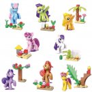 Little Maria My Little Pony Minifigures Lego Compatible Toys