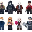 Halloween sets A Nightmare on Elm Street Jason minifigures Lego Compatible Toys
