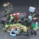 US SEAL Minifigures Lego Military Soldiers sets Compatible Toys