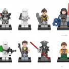 Star Wars sets Sith Imperial Stormtrooper Minifigures Lego Compatible Toys