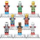 Avangers Infinity War Iron Man minifigures Lego Compatible Toys