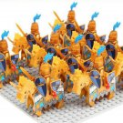 Medieval army Castle Knight Persian Legion minifigures Lego Compatible Toy